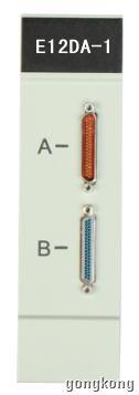矩形科技 PPC12系列 E12DA 12路电流或电压输出模块