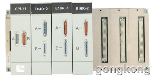 矩形科技 PPC12系列 BASE25 CPU背板
