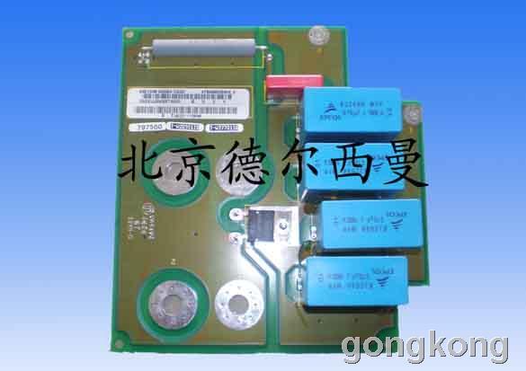 西门子 6SE7090-0XX84-6AD5开闭环控制模块