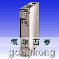 西门子 6SL3130-1TE31-0AA0变频器整流模块