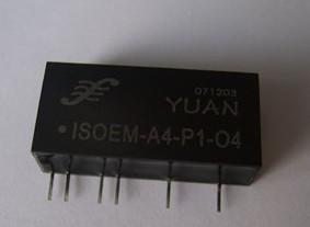 顺源 ISO EM系列 双向直流(电压/电流)信号隔离放大器