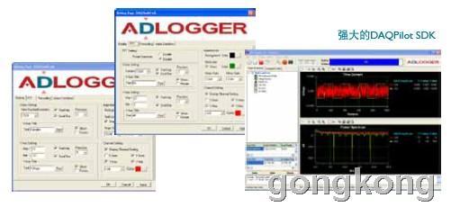 凌华科技 AD-Logger数据记录器