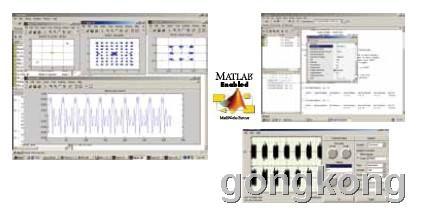 凌华科技 支持MATLAB 的DAQ-MTLB工具箱