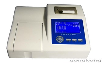 厦门科昊 KH-AC06 色素安全检测仪