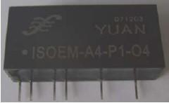 顺源科技 4-20mA转0-5V隔离放大器