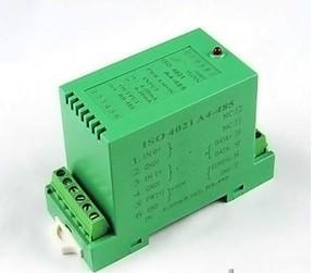 顺源科技 ISO 4021系列4-20mA转485AD采集转换器