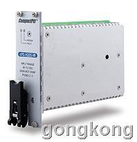 凌华科技 cPS- H325/48 PICMG 2.11 47 针热插拔冗余3U CompactPCI 8HP 250W 电源模块
