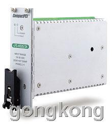 凌华科技 cPS- H325/24 PICM 2.11 47 针热插拔冗余3U CompactPCI 8HP 250W 电源模块