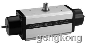 OMAL(欧玛尔) SR系列 气动执行器