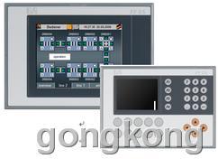 贝加莱  PP65集控制、显示与一体的高性价比HMI