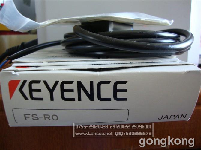 keyence FS-R0光纤传感器