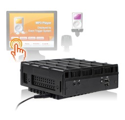 定谊科技  DT590MD医疗推车专用电脑