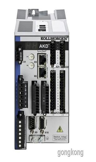 科尔摩根 AKD  BASIC伺服驱动器