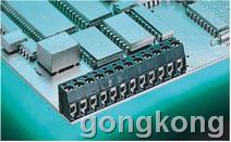 美卡诺 AK 104 PCB连接器