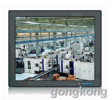 奇创彩晶   工业参数显示器/20.1寸嵌入式工业显示器