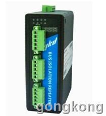 易控达  RS485电缆冗余中继器