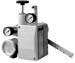 azbil HEP型 电/气阀门定位器