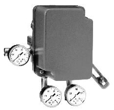 azbil VPP07/08型 双作用气动阀门定位器