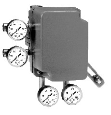 azbil VPP02/03型 双作用气动阀门定位器