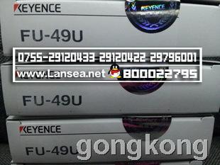 keyence FU-49U光纤传感器
