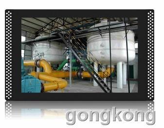 奇创彩晶   工业参数显示器/20.1寸倒装式工业显示器