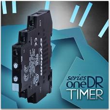 Crydom SeriesOne DR 固態繼電器定時器