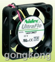 NIDEC日电产   风扇40×40×10mm Series