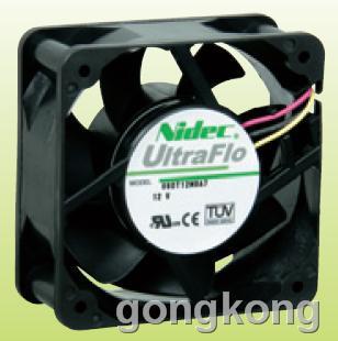 NIDEC日电产   风扇60×60×25mm Series