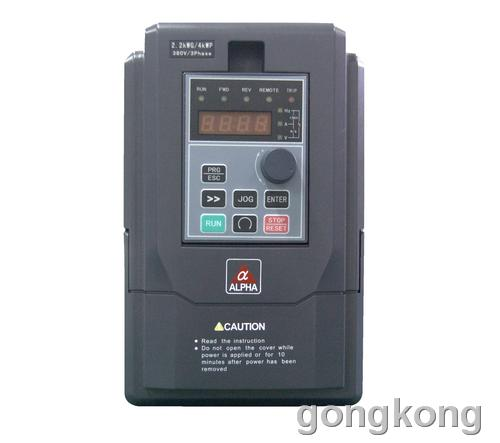 ALPHA  6000系列磁通矢量变频器
