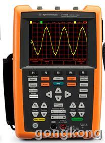 安捷伦 U1600 系列手持式示波器
