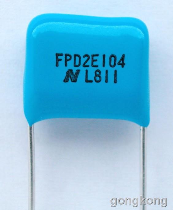 Nitsuko FPD4系列無噪音薄膜電容