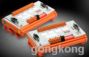 Kinco 步科 RP2系列CAN總線遠程I/O模塊 RP2A-0402C1