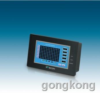 维控LEVI430T 4.3寸真彩人机界面