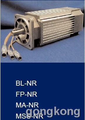 瑞诺  NR系列防核辐射伺服电机