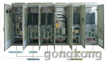 汇川 MD601模块化大功率驱动系统