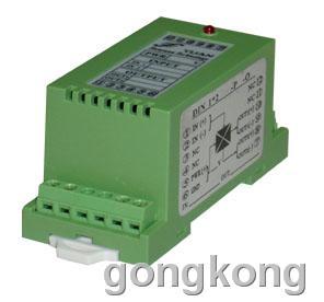 顺源 DIN1X2 ISO A8-P8-O2一进二出电量分配器/隔离放大器
