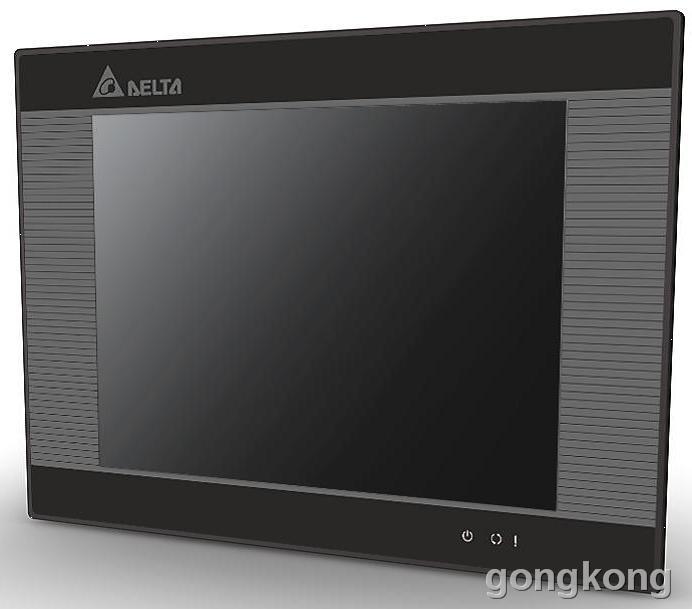台达 10.4吋高彩高分辨率人机界面