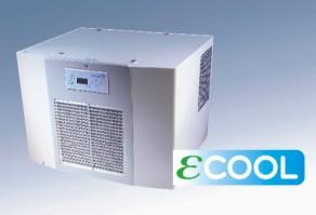 百能堡Pfannenberg DTT 6801及6601系列 顶置式机柜空调
