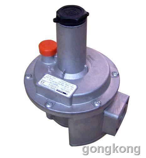 Honeywell  HUPF/HUP系列调压器