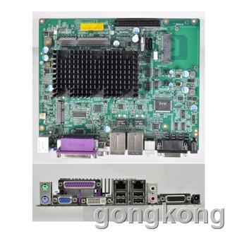 顶星Topstar Mini-ITX    TEB-M7069单板
