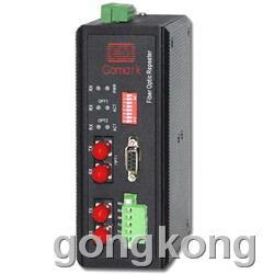 深圳讯记 modbus光纤中继器