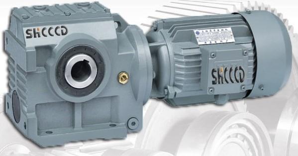 S系列斜齿轮-蜗杆减速电机