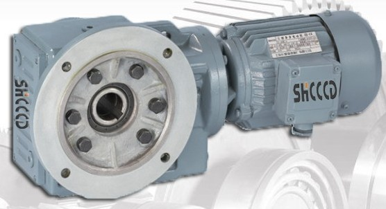 K系列斜齒輪-螺旋錐齒輪減速電機