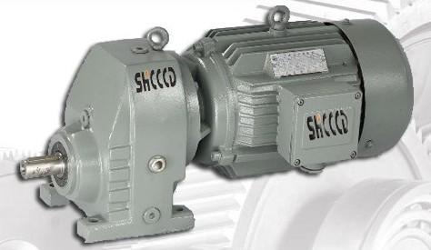 RX系列一级斜齿轮减速电机