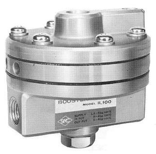 azbil 1L100-02型 中继放大器 气动调节阀辅助设备