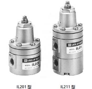 azbil 1L201-02/1L211-02型 空气锁定阀 气动调节阀辅助设备