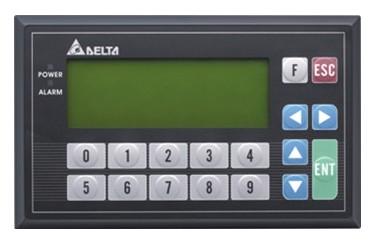 台达  TP04P系列文本显示器