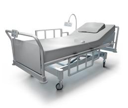 力纳克 第五代电动医护床驱动轮