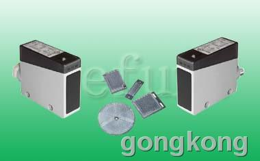 Defuro P6080系列光电开关(低电压 或 自由电压)