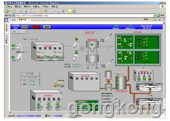 科远  MES制造执行系统
